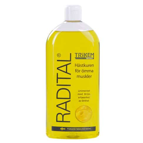Radital Hästliniment 500ml